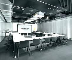 white office design. White Office Design Black And Desks