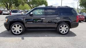 2007 Chevrolet Tahoe LTZ For Sale in Gainesville FL