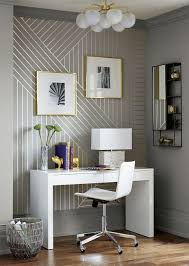 Modern Wallpaper Designs For Living Room Diy Linear Wallpaper Patterns Silver And Paint