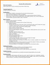 Duties And Responsibilities Of A Cna 7 8 Nurse Assistant Duties Resume Cover Letter