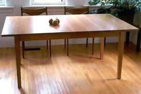shaker dining table plans shaker dining table plans room view and chairs impressive see shaker style shaker dining table