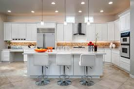 contemporary kitchen remodel for luxury residence in scottsdale az