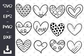 Love machine svg robot clipart valentine robot svg boy svg. Swirly Cute Heart Svg Download Free And Premium Svg Cut Files