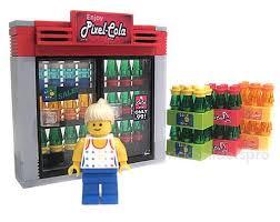 Lego Soda Vending Machine Cool Lego Soda Machine Gandarium Designs