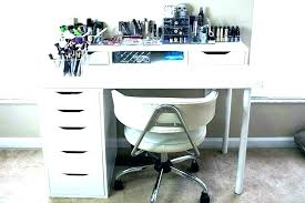 makeup station with lights vanity mirror