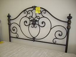 rod iron headboards queen. Unique Queen Extra Wrought Iron Headboard Queen Www Omarroble Com Fabulous With Idea  Picture Hamipara Pertaining To Prepare 5 King Ikea Full Bird And Footboard Uk In Rod Headboards O