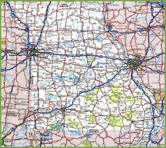 missouri state maps  usa  maps of missouri (mo)