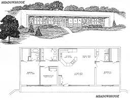 Love This Underground Home Just Swap Kitchen Area To Be On The Earth Shelter Underground Floor Plans