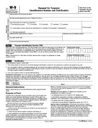 free printable w9 form free w 9 form templates fillable printable samples for pdf word