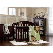 kidsline pop monkey crib bedding and decor