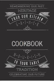 recipe book cover template downloads cookbook cover page new cookbook cover template heritagecookbook