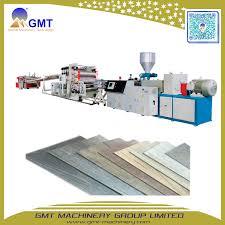 china rigid core pvc sheet flooring spc vinyl tile lvt spc flooring making machine factory china plastic extruder extrusion