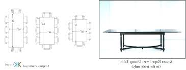 6 seater dining table dimensions room recommendations 8 person luxury round for rectangular in cm
