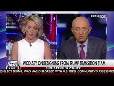 Image result for James Woolsey and trump
