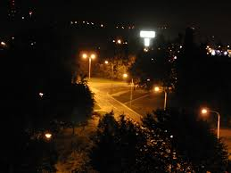 Bosque, forest, noche, night id:7320 Fondos Paisajes Nocturnos