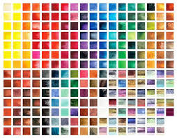 Daniel Smith Extra Fine Watercolors My Favorite