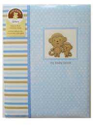 Baby Albums Carters Albums Carters Baby Memory Book Baby Boy Memory Book