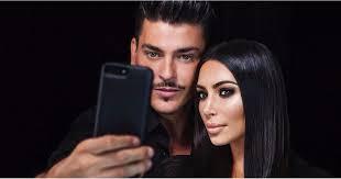kim kardashian s makeup artist mario dedivanovic makeup artist mario dedivanovic mario dedivanovic