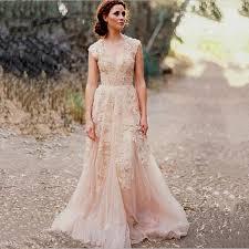 vintage boho wedding dress naf dresses