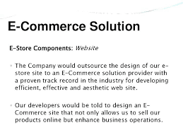 Retail Business Plan Outline Online Retail Business Plan Template Online Retail Business Plan