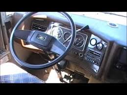 winnebago chieftain interior part