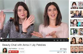 beauty chat lily pebbles right and vivianna does makeup are also you heavyweights