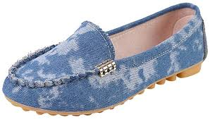Jesper Women <b>Soft Bottom Peas</b> Shoes Casual Fur <b>Leather</b> ...