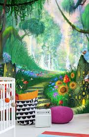 beautiful wall murals perfect for nurseries made to measure and available to order