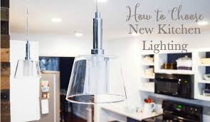 how to choose kitchen lighting. Delighful Choose And How To Choose Kitchen Lighting