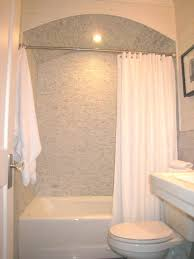 tile around tub shower combo gorgeous bathroom with bath shower combo featuring a mosaic brick joint tile around tub shower