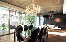 battery operated chandelier dining room designs