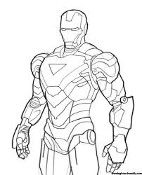 Ironman coloring pages are the best way to teach your child to differentiate between good and evil. Coloring Page Iron Man Hd Avengers Coloring Pages Superhero Coloring Pages Superhero Coloring