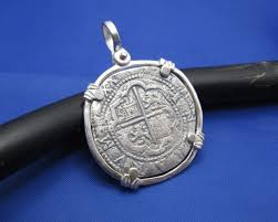 frequently bought together sterling silver round spanish pirate shipwreck coin pendant treasure memorabilia