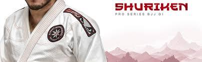 Bad Boy Pro Series Shuriken Gi Lightweight 450gsm Pearl Weave Ibjjf Approved