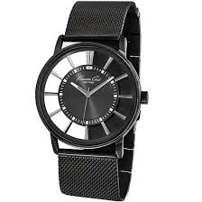kenneth cole mens transparency watch kc9176