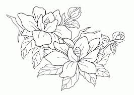 Small Picture Free Printable Flowers Coloring Pages Htm Digital Art Gallery Free