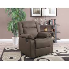 recliners awesome db mrbig glass top