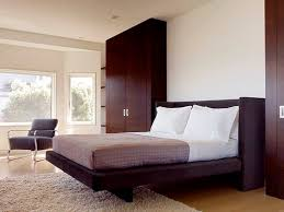 Modern Bedroom Wardrobe Designs Deep Brown Wardrobe Design For Contemporary Bedroom Ideas With
