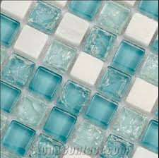 high class villa bathroom glass colored