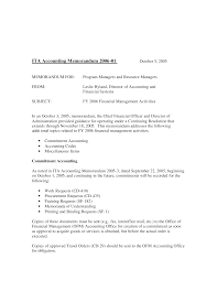 Business Memo Format Ita Business Accounting Memo Templates At