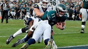 2017 Philadelphia Eagles Depth Chart Eagles Give Carson Wentz 4 Year Contract Extension Whp