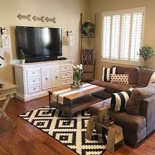 brown living room. Home Decor Living Room Alluring Fc Vintage Chic Country Brown