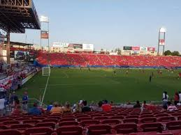 Toyota Stadium Football Seating Chart Toyota Stadium Section 102 Home Of Fc Dallas