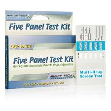 what is the best home drug test for thc