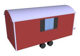 5 M Bauwagen