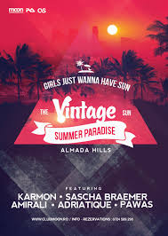 Graphic Design Event Flyers Vintage Summer Flyer Flyer Design Summer Graphic Design