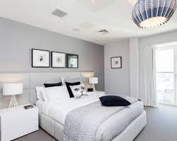 Grey White Bedroom Ideas And Photos Houzz For Decor 8 ...