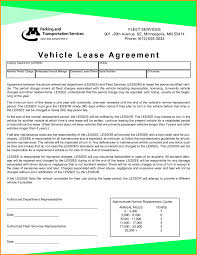 Sublease Form 022 Rent To Own Contract Template Car Leasing Agreement