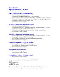 Sponsorship Proposal Template | Cyberuse