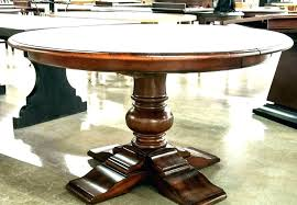 60 inch round dining table with leaf inch round dining table inch round pedestal table inch